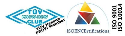 Certificazione ISO 9001 ISO 10014