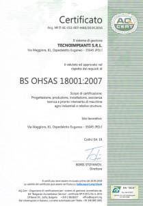 CERTIFICATO-OHSAS-18001-ita